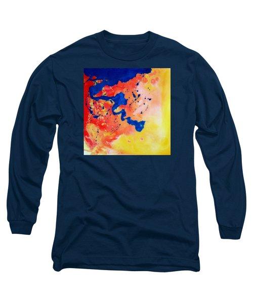 The Spill Long Sleeve T-Shirt