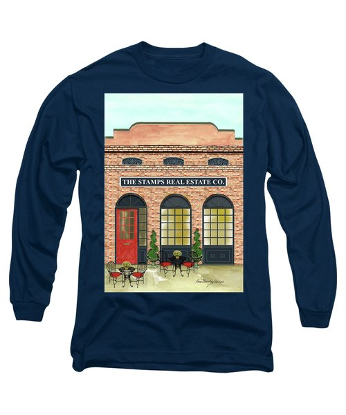 The Stamps Real Estate Co. Long Sleeve T-Shirt