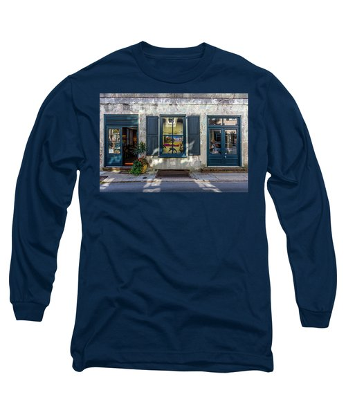 The Streets Of Charleston Long Sleeve T-Shirt