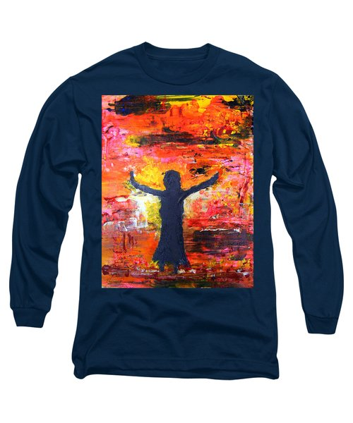 The Strength Of The Survivor 2 Long Sleeve T-Shirt