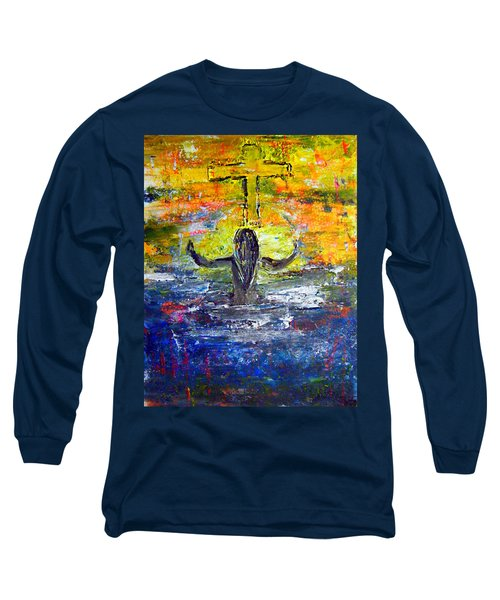 The Strength Of The Survivor 4 Long Sleeve T-Shirt