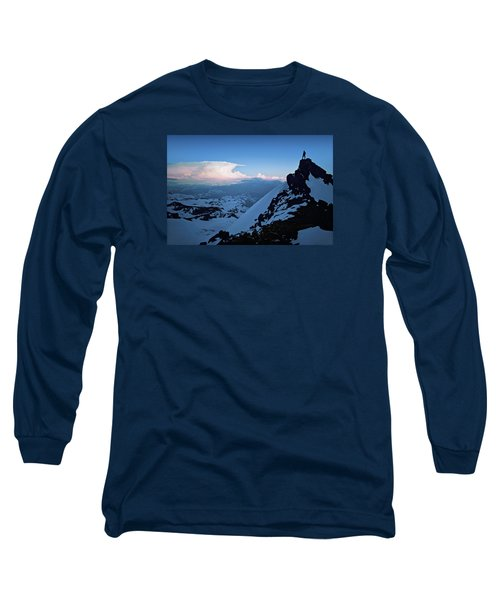 The Sunset Wave Long Sleeve T-Shirt