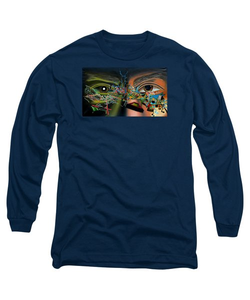 The Bridge Long Sleeve T-Shirt