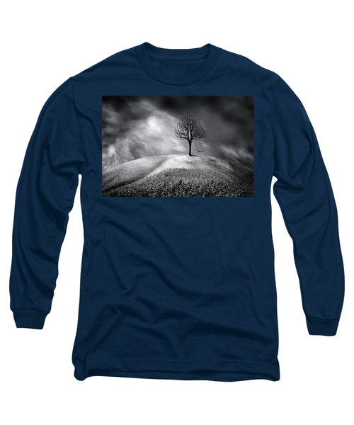The Swing That Swings Alone Long Sleeve T-Shirt