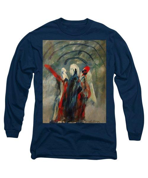 The Three Kings Of Christmas Long Sleeve T-Shirt