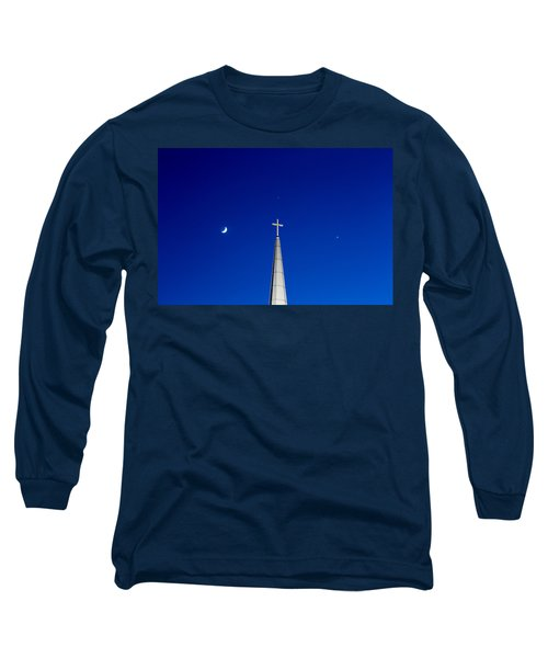 The Trinity Long Sleeve T-Shirt