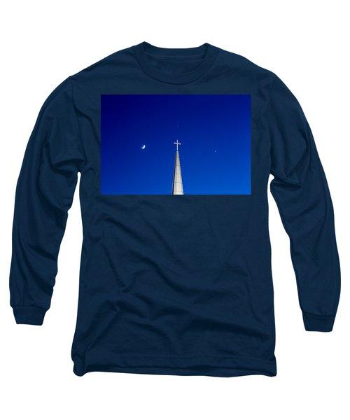 The Trinity Long Sleeve T-Shirt by Charles Hite