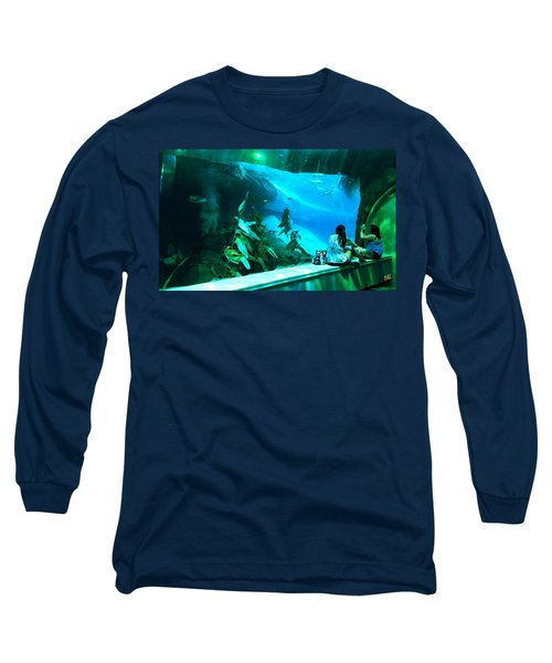 The View Down Under Long Sleeve T-Shirt