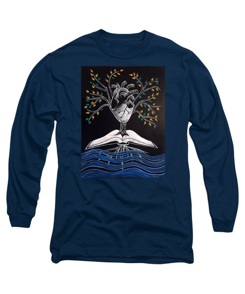 The Word Is Life Long Sleeve T-Shirt