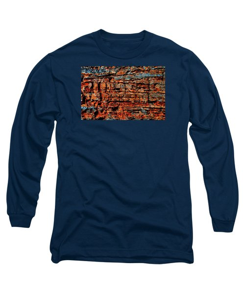 The Writing Is On The Wall Long Sleeve T-Shirt