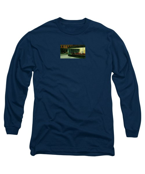 Long Sleeve T-Shirt featuring the photograph This Is A Test. by Test