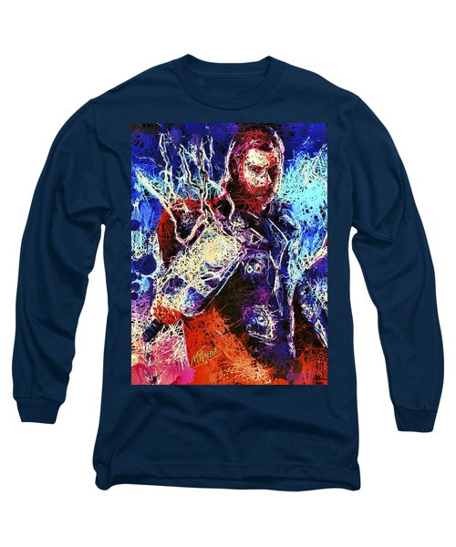 Thor Charged Up Long Sleeve T-Shirt