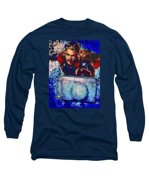 Thor's Hammer Long Sleeve T-Shirt