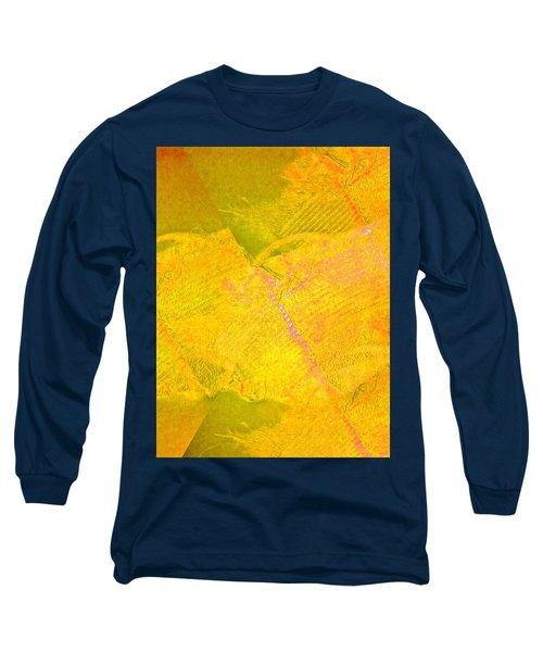 Threads  Long Sleeve T-Shirt by Dan Twyman