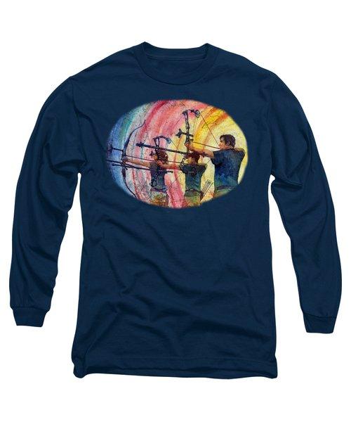 Three 10s Long Sleeve T-Shirt