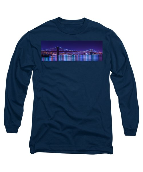 Three Bridges Long Sleeve T-Shirt