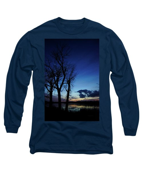 Long Sleeve T-Shirt featuring the photograph Three Sisters by Cricket Hackmann