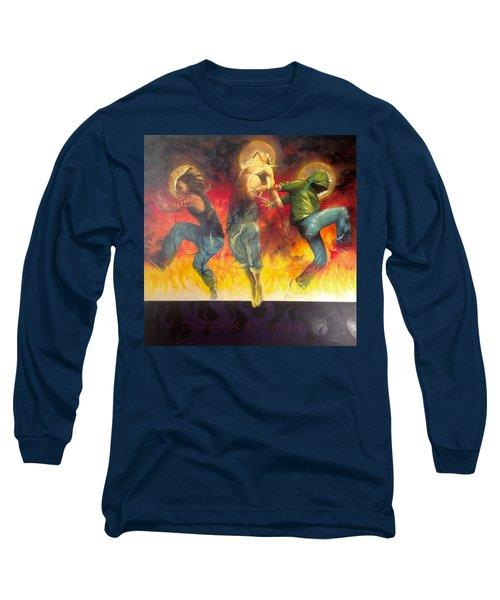 Through The Fire Long Sleeve T-Shirt