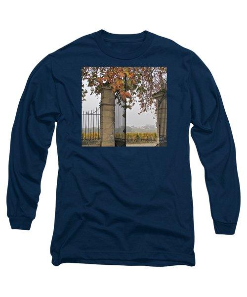 Through The Gates Long Sleeve T-Shirt
