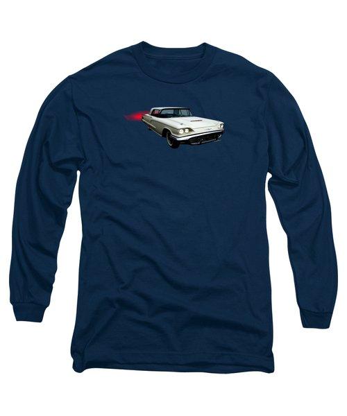Thunderbird In The Sky Long Sleeve T-Shirt