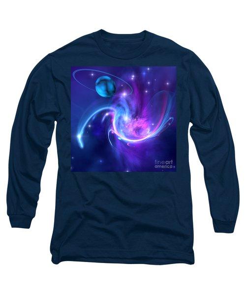 Tidal Forces Long Sleeve T-Shirt