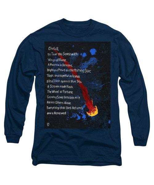 To Fall Long Sleeve T-Shirt