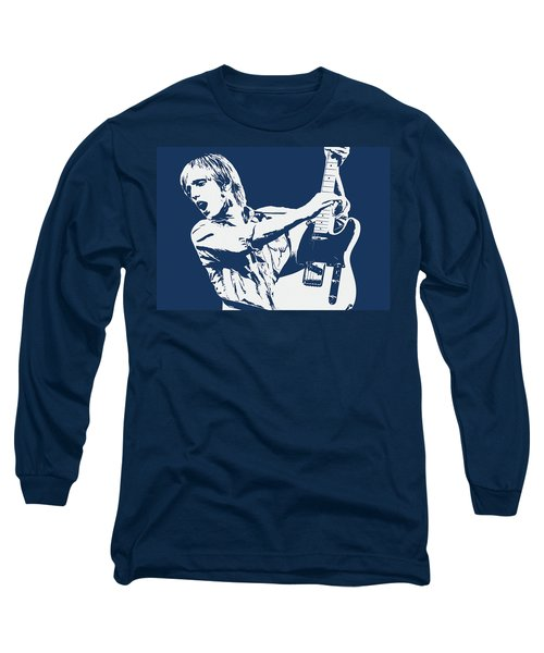 Tom Petty - Portrait 02 Long Sleeve T-Shirt