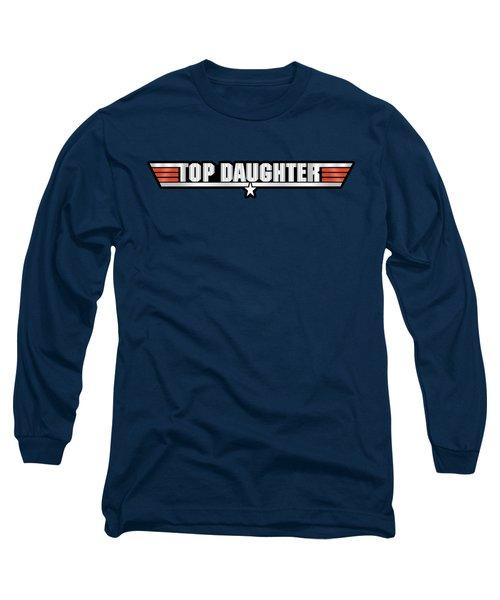 Top Daughter Callsign Long Sleeve T-Shirt