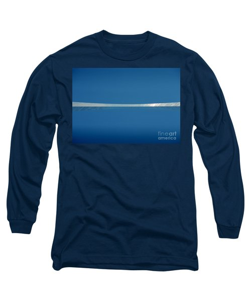 Long Sleeve T-Shirt featuring the photograph Top Of The Arch by Peter Simmons