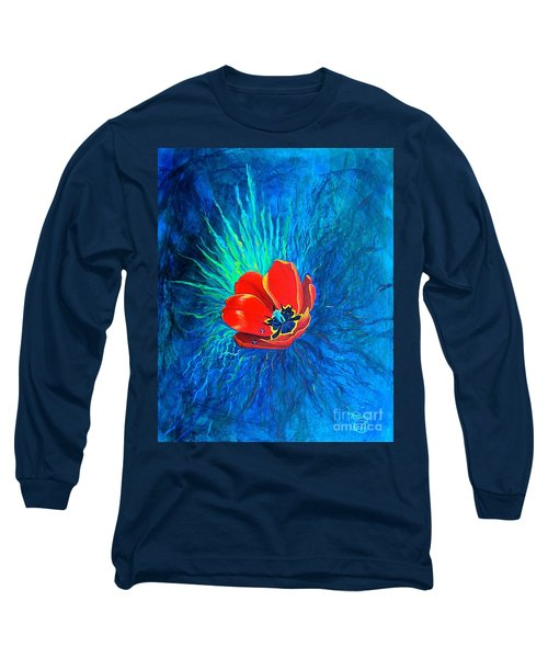 Touched By His Light Long Sleeve T-Shirt