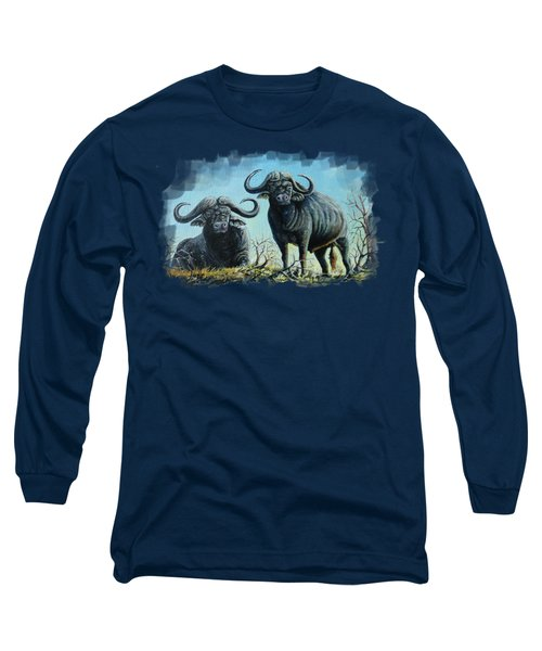 Tough Guys Long Sleeve T-Shirt