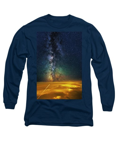 Towards The Core Long Sleeve T-Shirt