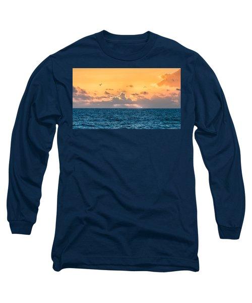 Treasure Coast Imaginations Long Sleeve T-Shirt by Craig Szymanski