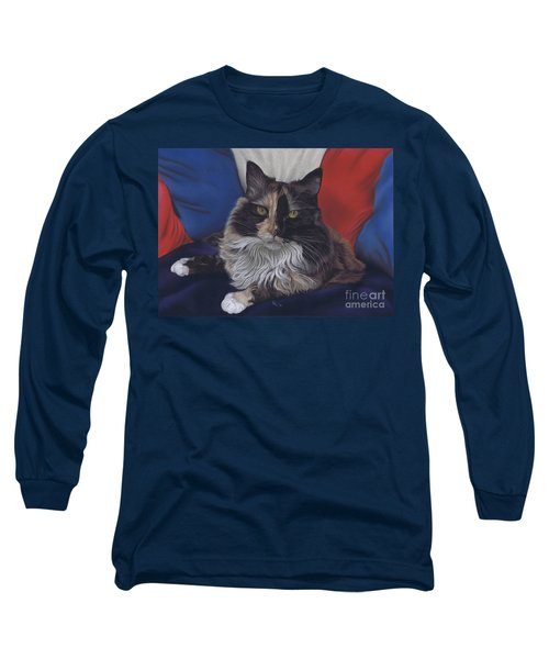 Tricolore Long Sleeve T-Shirt