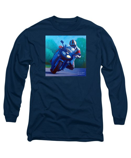 Triumph Sprint - Franklin Canyon  Long Sleeve T-Shirt