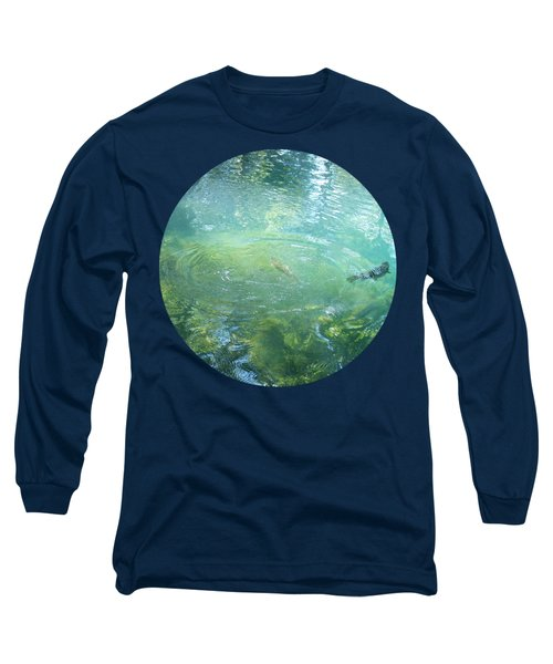 Trout Pond Long Sleeve T-Shirt