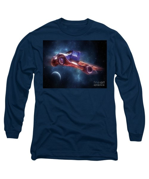 Truck Trek Long Sleeve T-Shirt