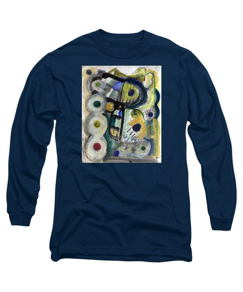A Perfect Cloudy Day Long Sleeve T-Shirt