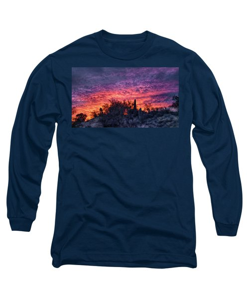 Tucson Sunrise Long Sleeve T-Shirt