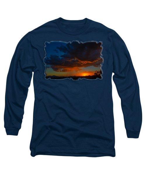 Tucson Sunset H59 Long Sleeve T-Shirt