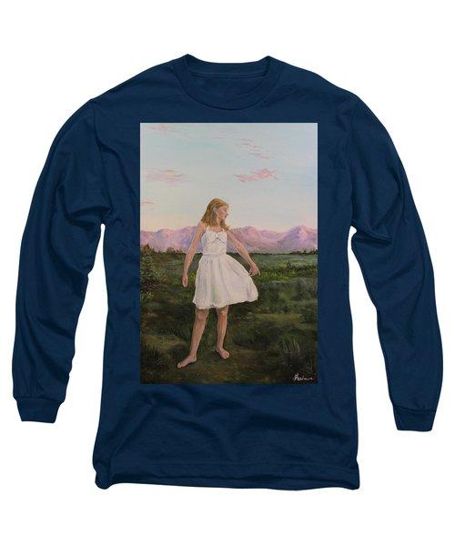 Tuesday's Child Long Sleeve T-Shirt