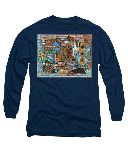 Infrastructure Long Sleeve T-Shirt