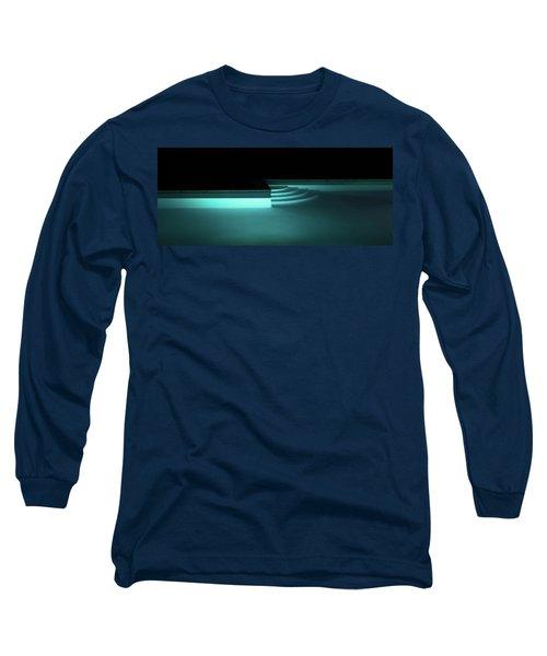 Tuscan Pool Long Sleeve T-Shirt