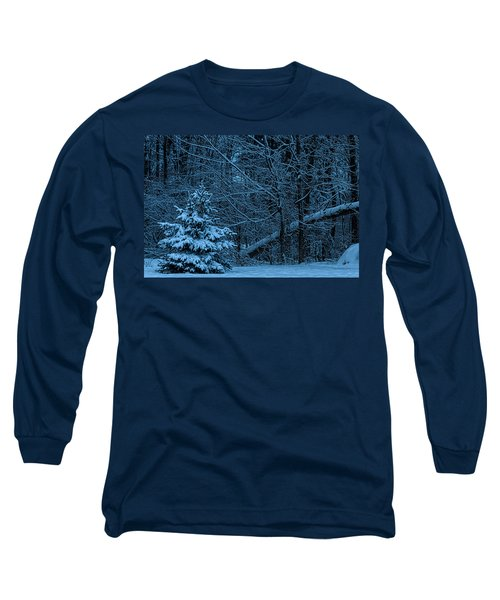 Twilight Snow Long Sleeve T-Shirt