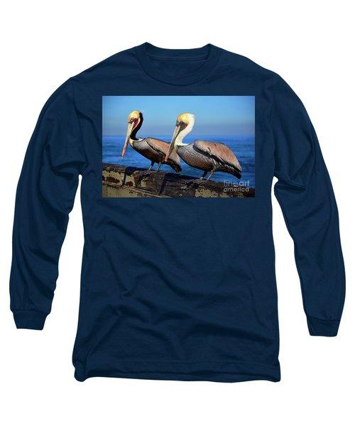 Twins Long Sleeve T-Shirt