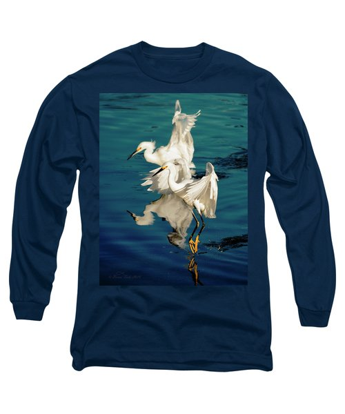 Two In Tandem Long Sleeve T-Shirt