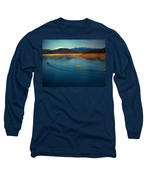 Two Shastas Long Sleeve T-Shirt