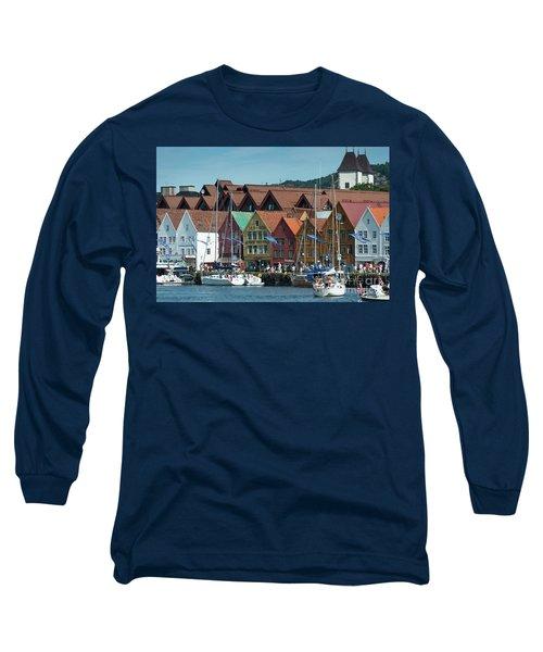 Tyske Bryggen Long Sleeve T-Shirt