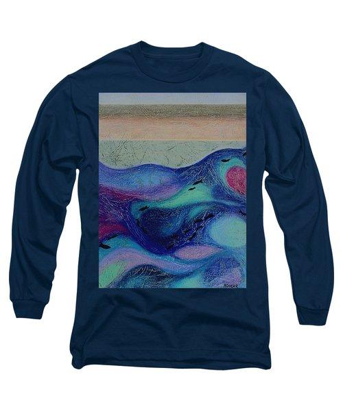 Undersea Movement Long Sleeve T-Shirt
