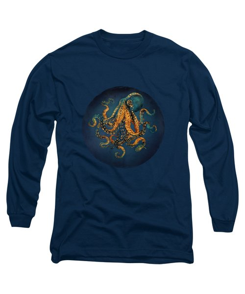 Underwater Dream Iv Long Sleeve T-Shirt